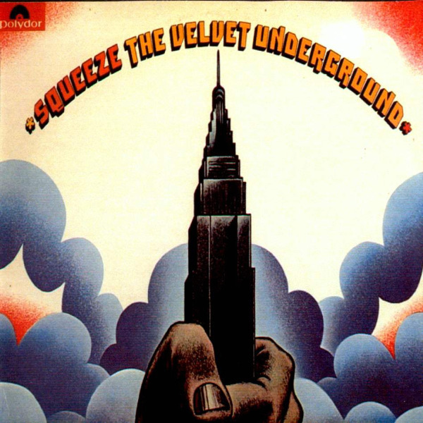 THE VELVET UNDERGROUND - Squeeze - LP