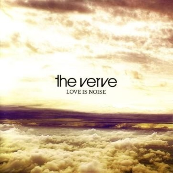 THE VERVE - Love Is Noise (CARDBOARD SLEEVE) - CD single