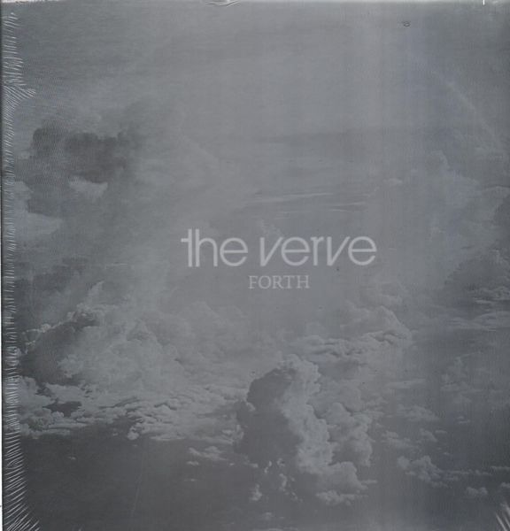 THE VERVE - Forth (STILL SEALED) - Coffret 33T