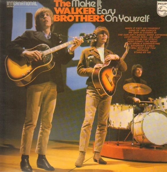 Walker brothers make it easy on yourself records lps vinyl and cds walker brothers make it easy on yourself record solutioingenieria Choice Image
