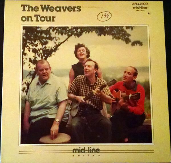 #<Artist:0x00007f8121fffc90> - The Weavers on Tour