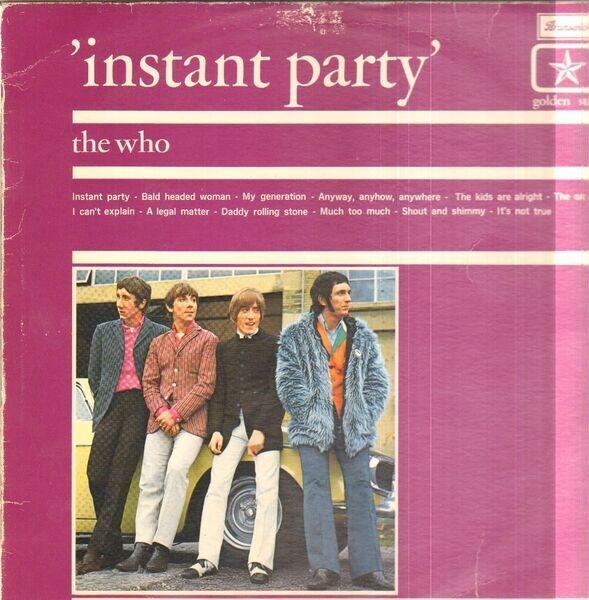 #<Artist:0x007f7da92fa930> - 'Instant Party'