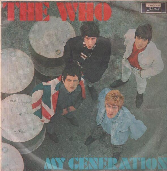 #<Artist:0x00007f3878811570> - My Generation