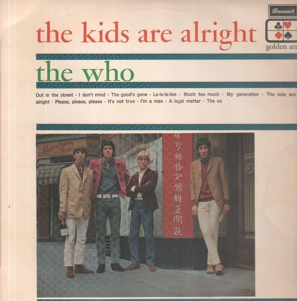 #<Artist:0x007f5d5012e490> - The Kids Are Alright