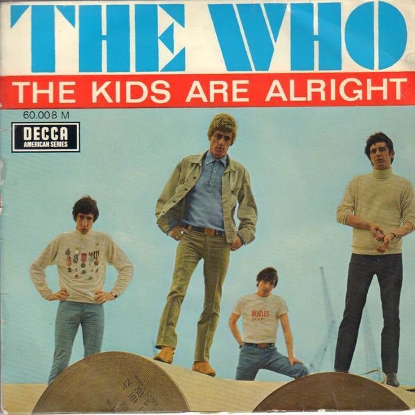 #<Artist:0x00007f8601d58458> - The Kids Are Alright