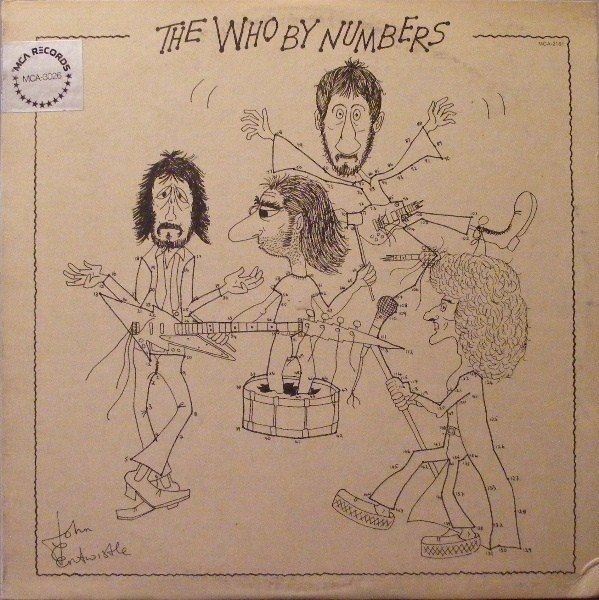 #<Artist:0x007f8538c7f500> - The Who by Numbers