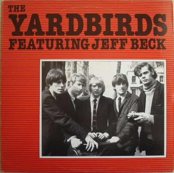 #<Artist:0x007fafc481f850> - The Yardbirds Featuring Jeff Beck
