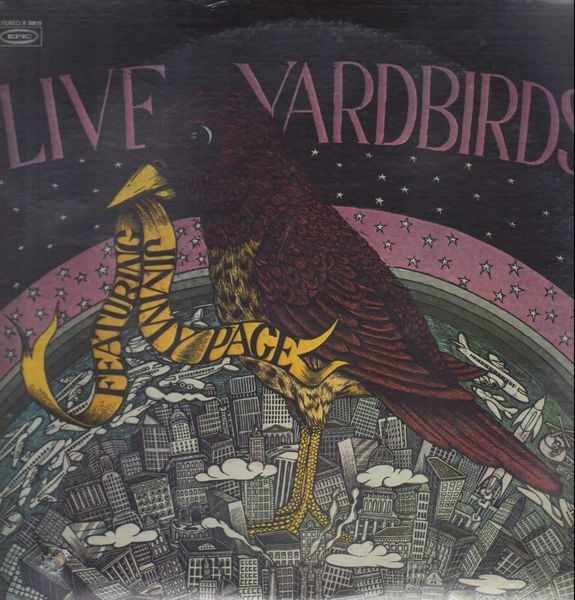 #<Artist:0x007fafb71d99a8> - Live Yardbirds (Featuring Jimmy Page)