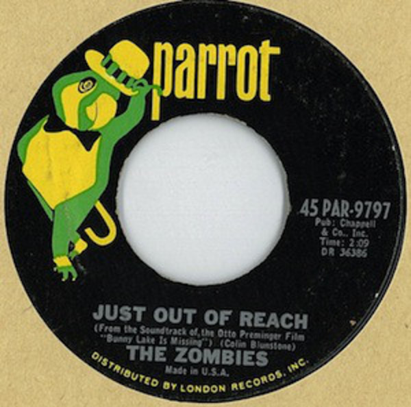 The Zombies Just Out Of Reach