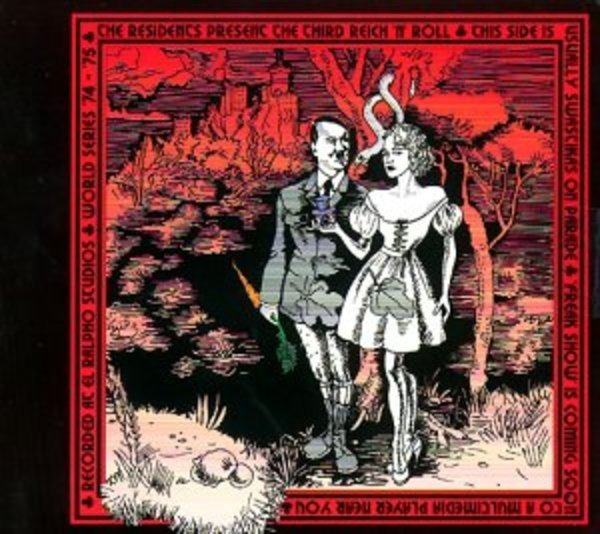 THE RESIDENTS - The Third Reich 'N' Roll (DIGIPAK) - CD single
