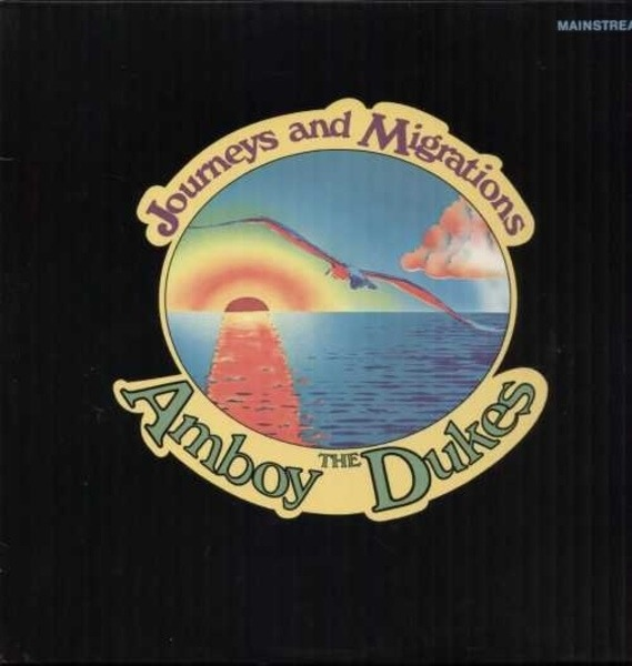 THE AMBOY DUKES - Journeys And Migrations (PROMO) - LP x 2