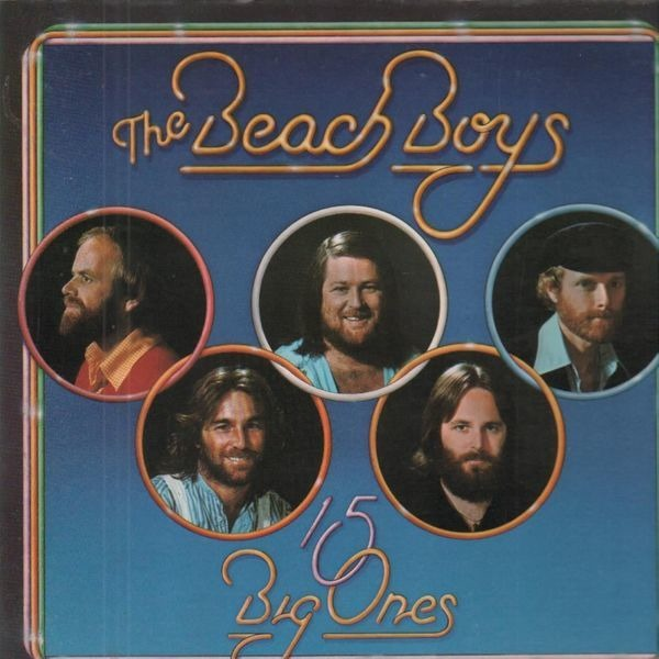 The Beach Boys 15 Big Ones (GATEFOLD SLEEVE)
