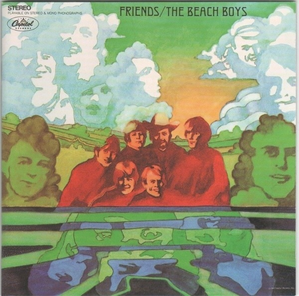 THE BEACH BOYS - Friends / 20/20 - CD