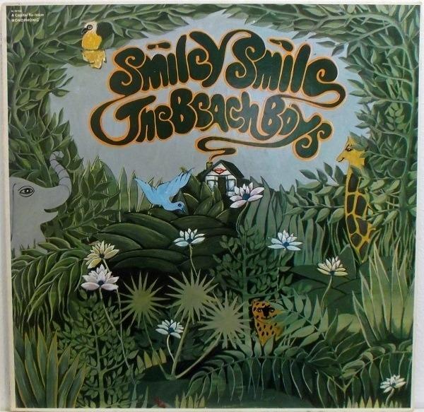 #<Artist:0x00007fce8f6f64f8> - Smiley Smile