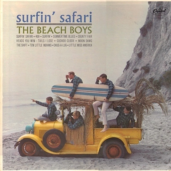 #<Artist:0x007f33a0c323c0> - Surfin' Safari