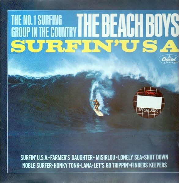 #<Artist:0x00007f4dec1beba8> - Surfin' USA