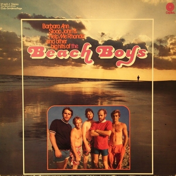 #<Artist:0x007fd617cb4a90> - The Beach Boys