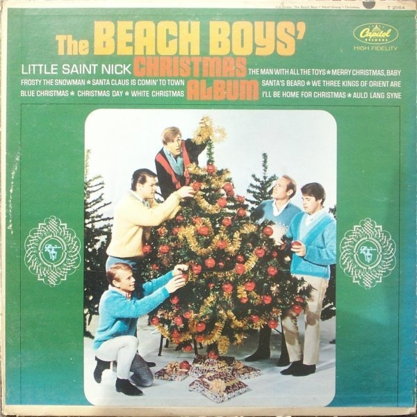 #<Artist:0x007f26ec3288a8> - The Beach Boys' Christmas Album