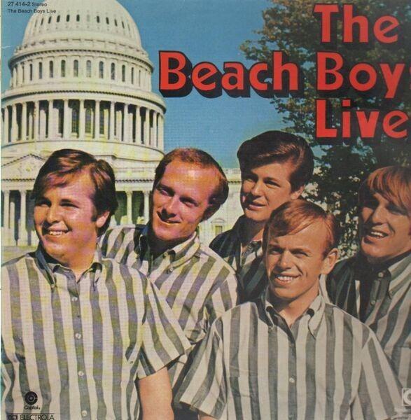 #<Artist:0x007fdc7de14ec8> - The Beach Boys Live