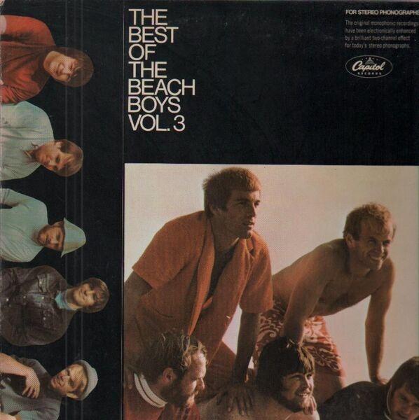 #<Artist:0x00007f810d592050> - The Best Of The Beach Boys Vol. 3