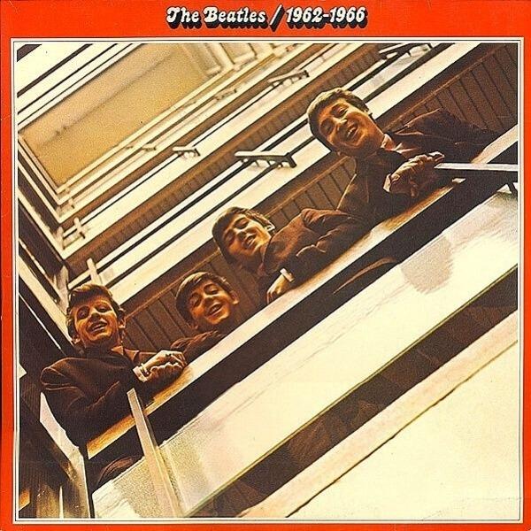 #<Artist:0x007efd154304b8> - 1962 - 1966, Red Album