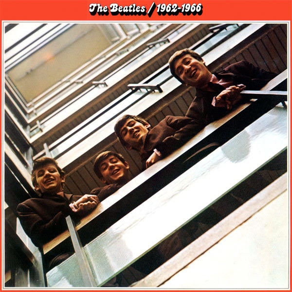 The Beatles 1962 - 1966, Red Album (ITALY)