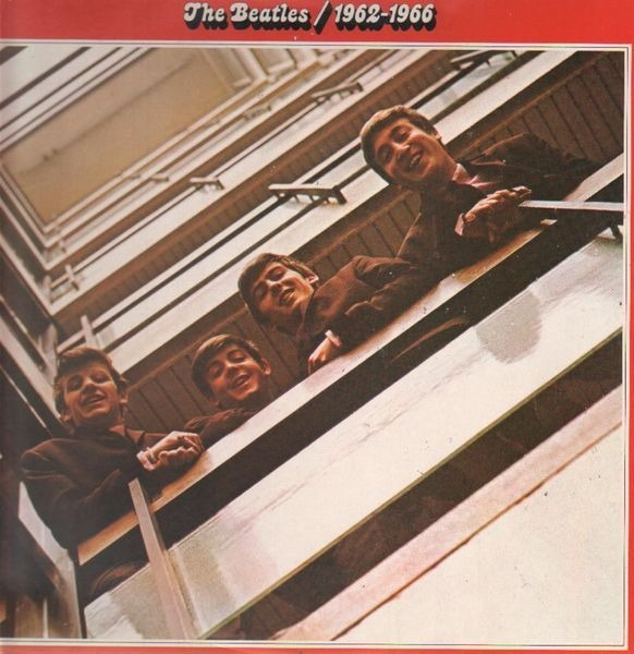 The Beatles 1962 - 1966, Red Album