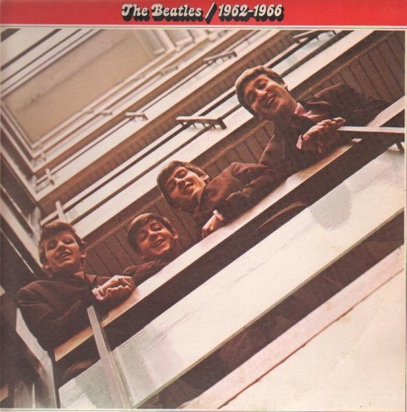 The Beatles 1962 - 1966, Red Album (US PRESSING)