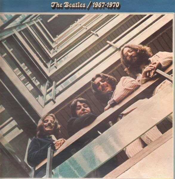 #<Artist:0x00007f4dfb37ae60> - 1967 - 1970, Blue Album
