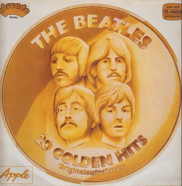 #<Artist:0x007fe34d0f2200> - 20 Golden Hits
