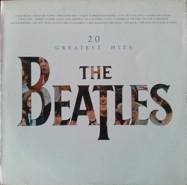 Beatles - 20 Greatest Hits Vinyl