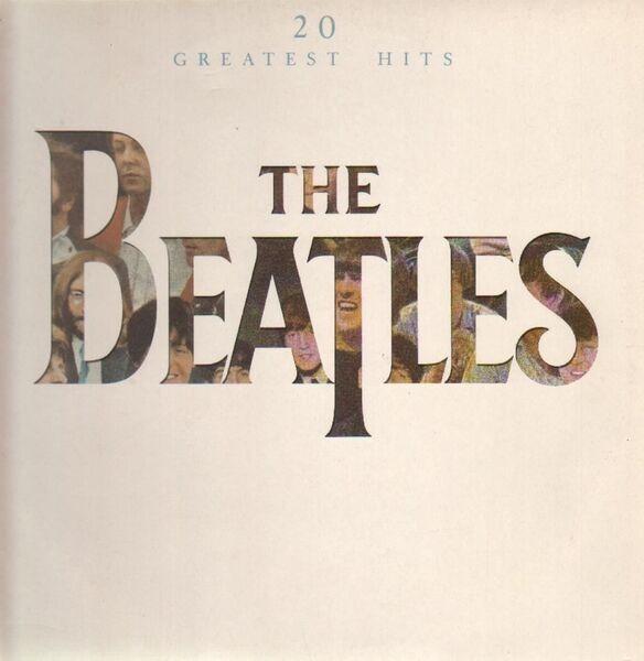Beatles - 20 Greatest Hits EP