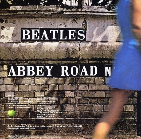 The Beatles Abbey Road (REMASTERED, 180G)