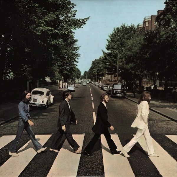 The Beatles Abbey Road (STILL SEALED)