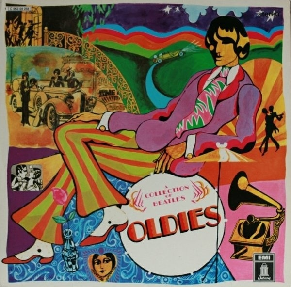 #<Artist:0x007fafb360fa30> - A Collection Of Beatles Oldies