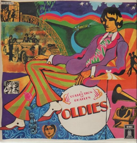#<Artist:0x00007fd8e19ae4c8> - A Collection Of Beatles Oldies