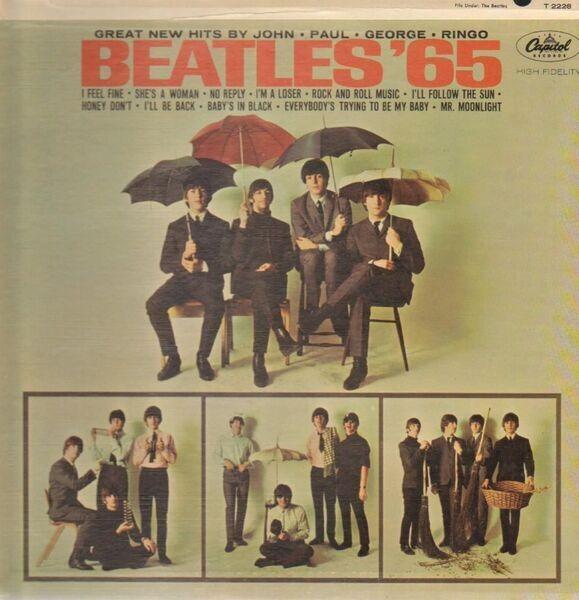 #<Artist:0x00007f387b511a70> - Beatles '65