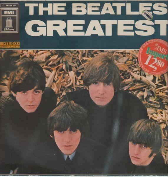 #<Artist:0x00007fd8efbf95f8> - Beatles' Greatest