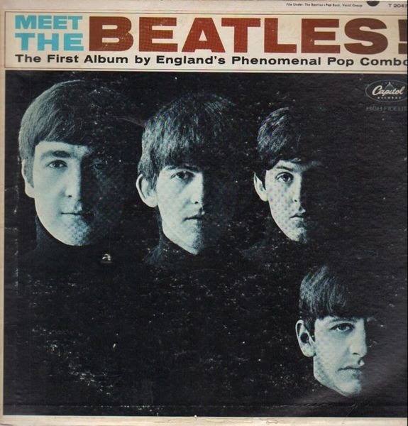 #<Artist:0x007f30dd3bd9d0> - Meet the Beatles!