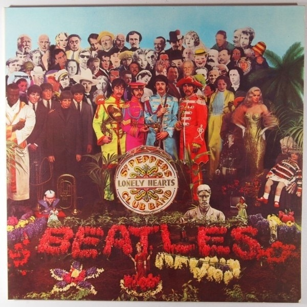#<Artist:0x007f93556396c0> - Sgt. Pepper's Lonely Hearts Club Band