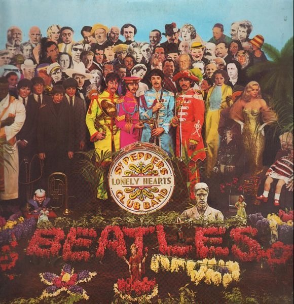 #<Artist:0x007f30ee574cb8> - Sgt. Pepper's Lonely Hearts Club Band