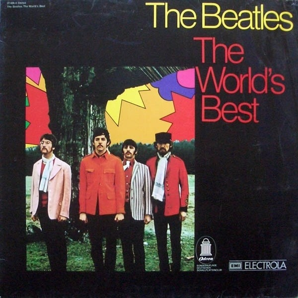#<Artist:0x0000000006a48020> - The World's Best