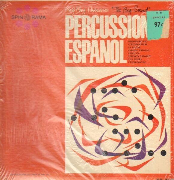 Heart Of Spain By Los Desperados Lp With Recordsale Ref 3095227505