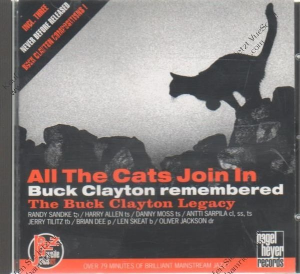 The Buck Clayton Legacy All the Cats Join In