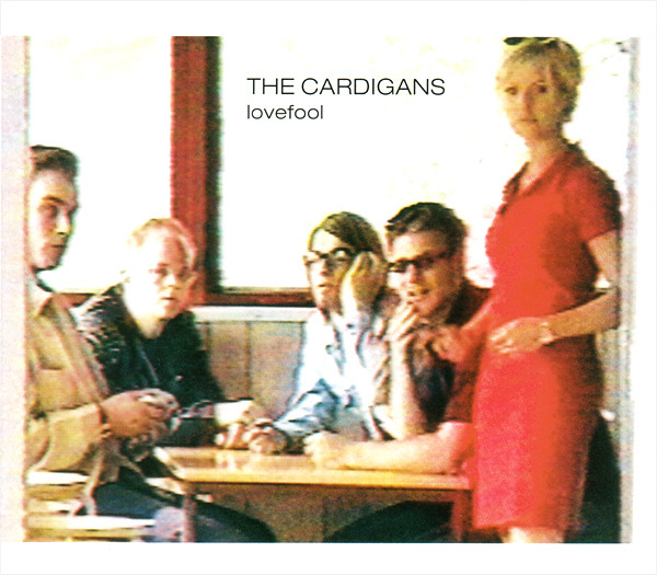THE CARDIGANS - Lovefool (CD1) - CD single