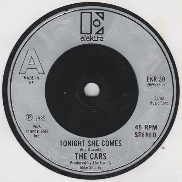 #<Artist:0x007f28fff5a0d0> - Tonight She Comes