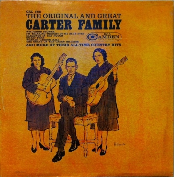 #<Artist:0x00007fd902130ac8> - The Original And Great Carter Family