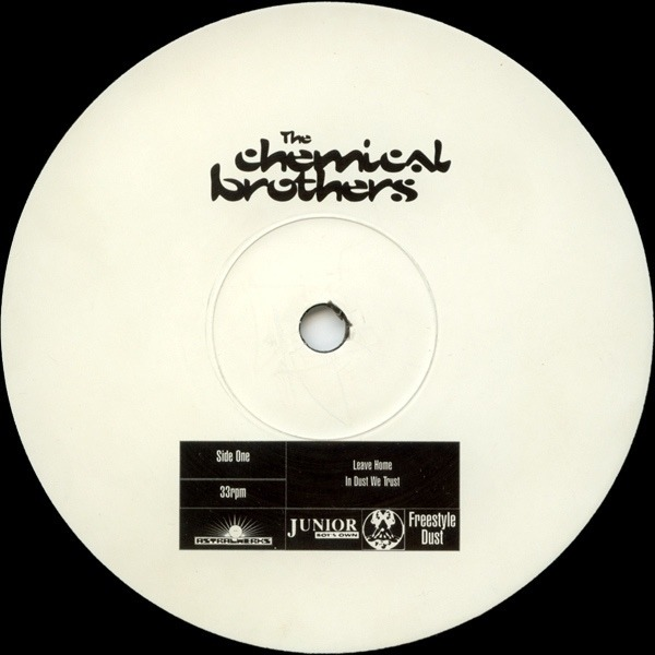 The Chemical Brothers Exit Planet Dust (STILL SEALED)