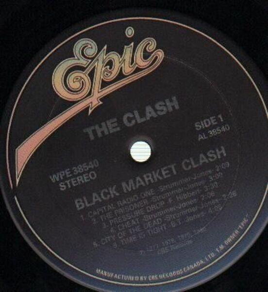 #<Artist:0x000000082398c8> - Black market clash