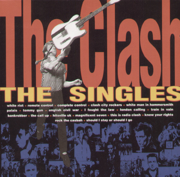 THE CLASH - The Singles - CD